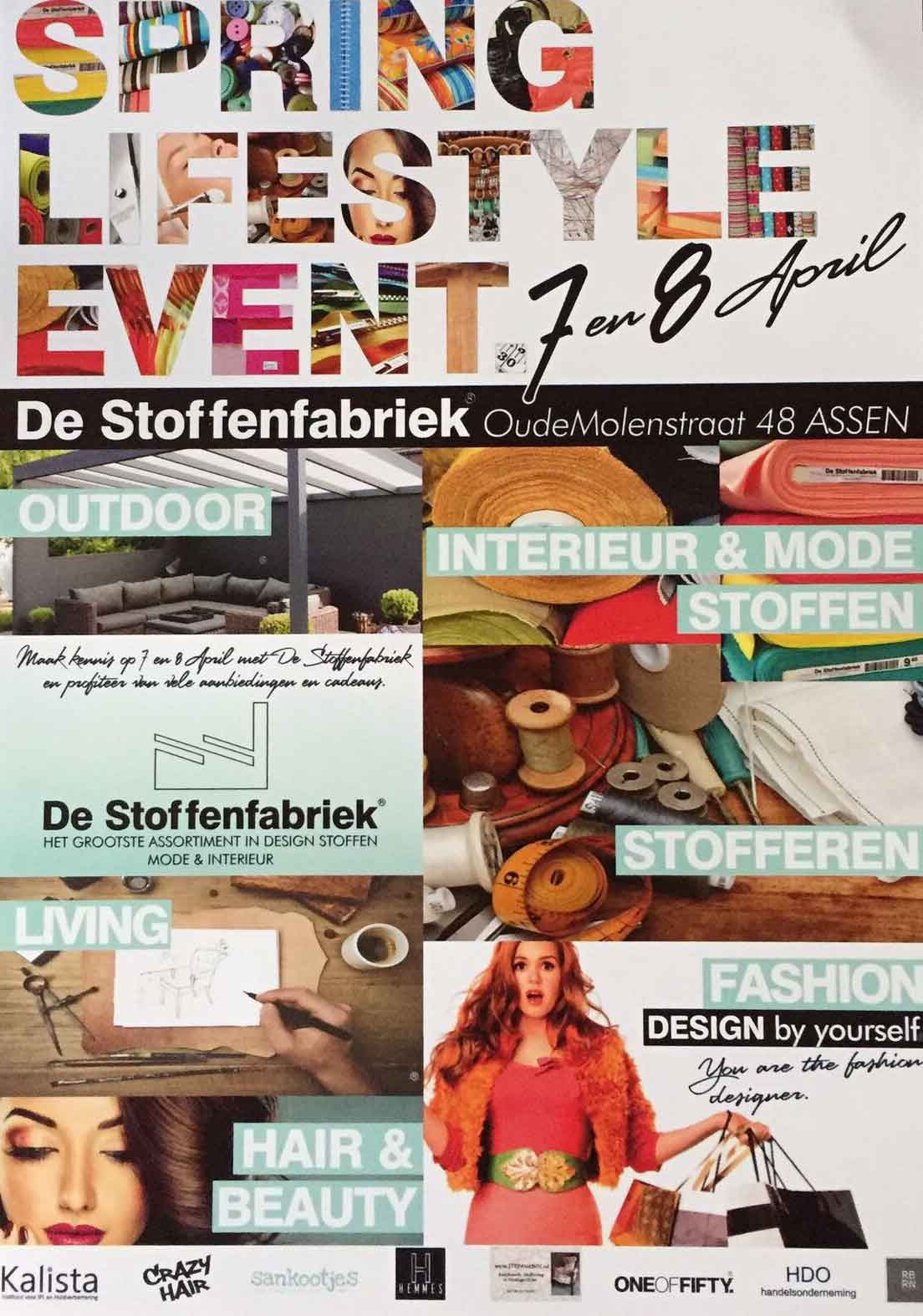 Spring Lifestyle event - interiordirect.nl
