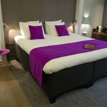 Hotelbedden