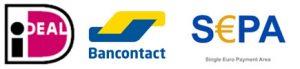 Interiordirect.nl - logo betaalmogelijkheden