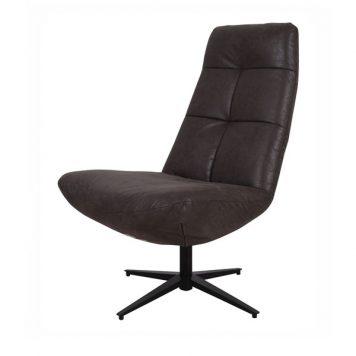 interiordirect.nl - Domaso fauteuil antraciet