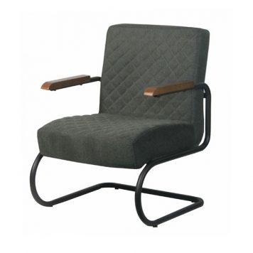 interiordirect.nl - nigel fauteuil antraciet