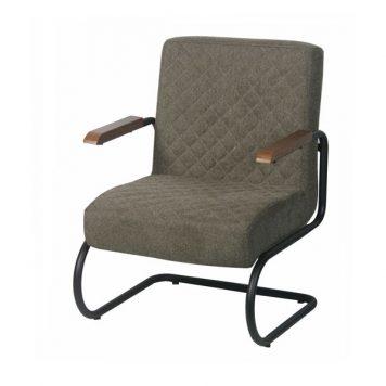 interiodirect.nl - nigel fauteuil grijs
